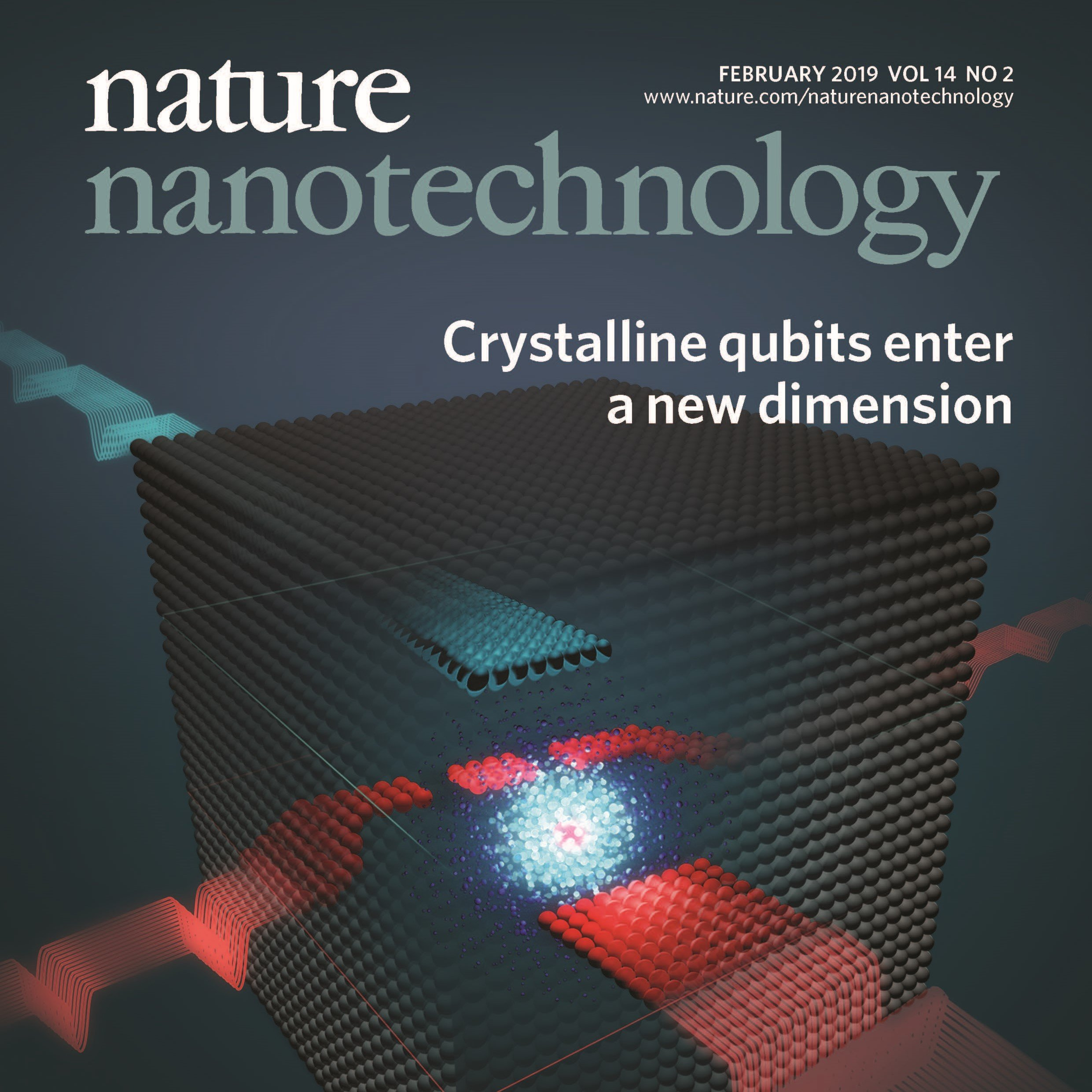 Spin read-out in atomic qubits in an all-epitaxial three-dimensional transistor