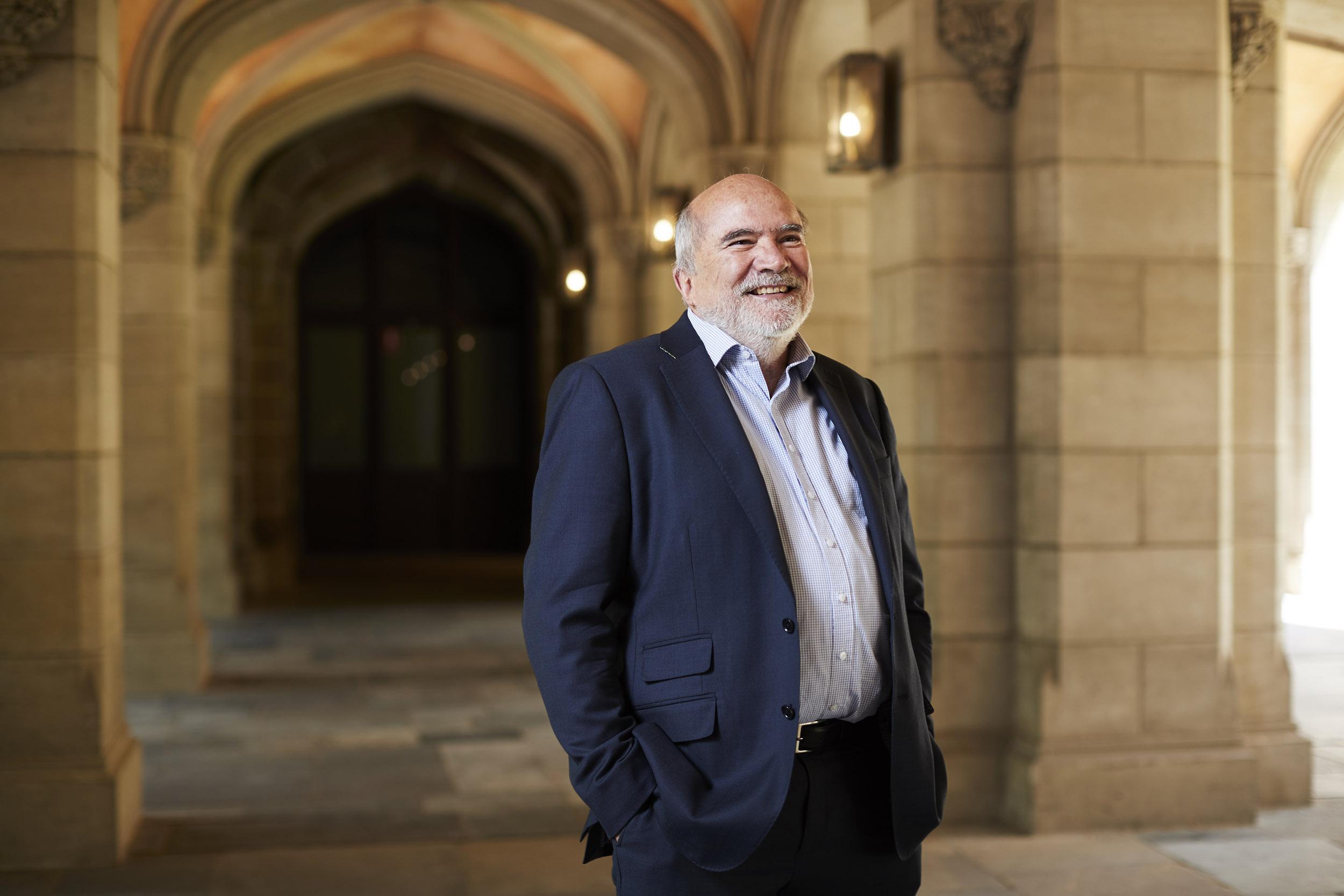 Prof David Jamieson