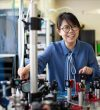ANU Researcher Jie Zhao Awarded 'Rising Star of Light'